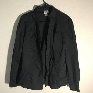 Worthington button down blouse